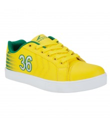 Vostro B166 Yellow Men Casual Shoes VSS0142